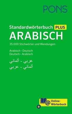 PONS Standardwörterbuch Plus Arabisch