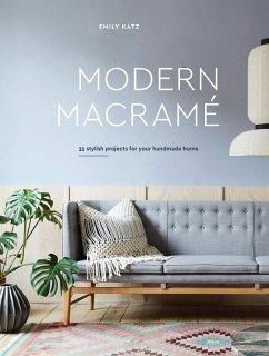 Modern Macrame (eBook, ePUB)