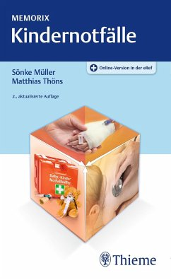 Memorix Kindernotfälle - Müller, Sönke;Thöns, Matthias