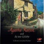 Agatha Raisin und die tote Geliebte / Agatha Raisin Bd.11 (1 Audio-CD)