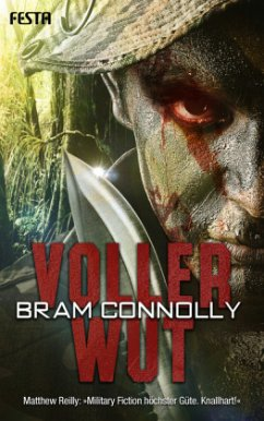 Voller Wut - Connolly, Bram