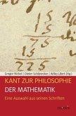 Kant zur Philosophie der Mathematik