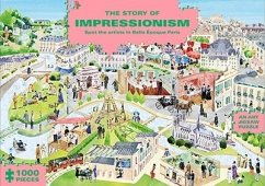 The Story of Impressionism (Puzzle)