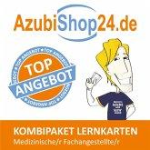AzubiShop24.de Kombi-Paket Lernkarten Medizinische/-r Fachangestellte/-r