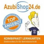 AzubiShop24.de Kombi-Paket Lernkarten Elektroniker/-in für Betriebstechnik