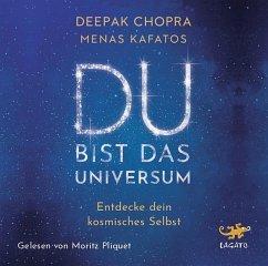 Du bist das Universum, 1 MP3-CD - Chopra, Deepak; Kafatos, Menas