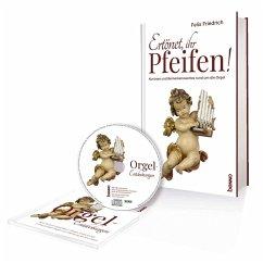 Ertönet, ihr Pfeifen - Buch mit CD