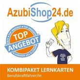 AzubiShop24.de Kombi-Paket Lernkarten Berufskraftfahrer/-in