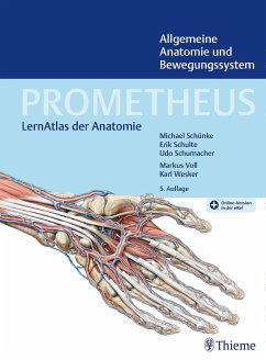 PROMETHEUS Allgemeine Anatomie und Bewegungssystem - Schünke, Michael;Schulte, Erik;Schumacher, Udo