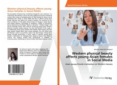 Western physical beauty affects young Asian fem...