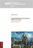 Gesellschaftskritik in den Romanen Wilhelm Genazinos (eBook, PDF)