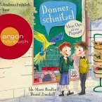 Donnerschnitzel - Mein Opa ist ein Papagei! (Ungekürzte Lesung mit Musik) (MP3-Download)