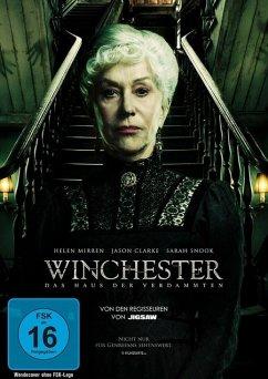 Winchester - Das Haus der Verdammten - Mirren,Helen/Clarke,Jason/Snook,Sarah/+