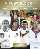 FIFA WORLD CUP 54 * 74 * 90 * 14 - Die offiziellen Filme der Turniere - 2 Disc Bluray