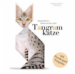 Tangram Katze - Rinck, Maranke