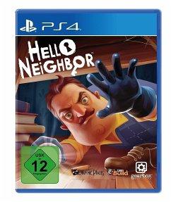 Hello Neighbor (PlayStation 4)