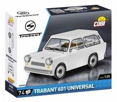 COBI 24540 - Trabant 601 Universal Combi, 74 Teile