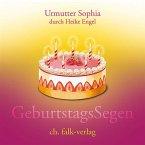 GeburtstagsSegen, 1 Audio-CD