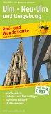 PUBLICPRESS Rad- und Wanderkarte Ulm - Neu-Ulm und Umgebung