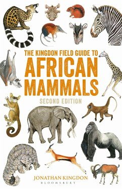 The Kingdon Field Guide to African Mammals - Kingdon, Jonathan