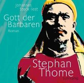 Gott der Barbaren, 18 Audio-CDs + 1 Buch