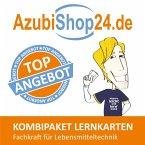 AzubiShop24.de Kombi-Paket Lernkarten Fachkraft für Lebensmitteltechnik