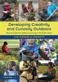 Developing Creativity and Curiosity Outdoors