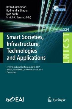 Smart Societies, Infrastructure, Technologies a...