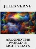 Around the world in eighty days (eBook, ePUB)