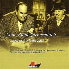 Mimi Rutherfurt, Mimi Rutherfurt ermittelt ..., Folge 5: Mord in der Kathedrale (MP3-Download)