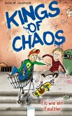 Fit wie ein Faultier / Kings of Chaos Bd.2 (eBook, ePUB)