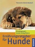Ernährungsratgeber für Hunde (Mängelexemplar)