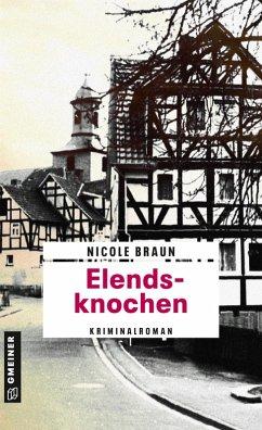 Elendsknochen (eBook, PDF) - Braun, Nicole