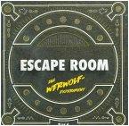 Mattel FWK72 - Escape Room In A Box, Geschicklichkeitsspiel, Familienspiel, Strategiespiel