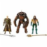 DC Aquaman Battle in the Box Figuren (15cm) 3er Pack