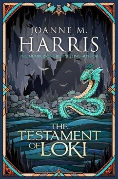 The Testament of Loki (eBook, ePUB) - Harris, Joanne M