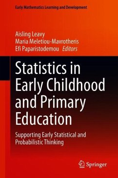 Statistics in Early Childhood and Primary Educa...