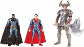 DC Justice League Movie Basis Figuren 3er-Pack (15 cm): Batman, Steppenwolf, Superman