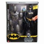 DC Batman Deluxe Batman Figur (30 cm) mit Geräuschen