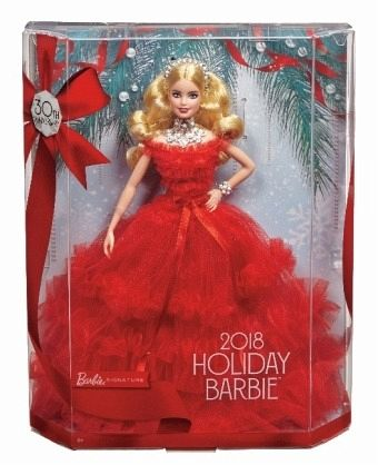 Signature Always Dollbiondapresso Bü Barbie Holiday eWHY29IbDE