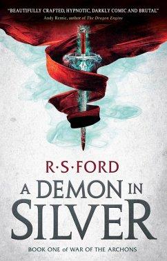 A Demon in Silver (eBook, ePUB) - Ford, R.S.