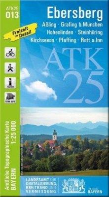 ATK25-O13 Ebersberg (Amtliche Topographische Ka...