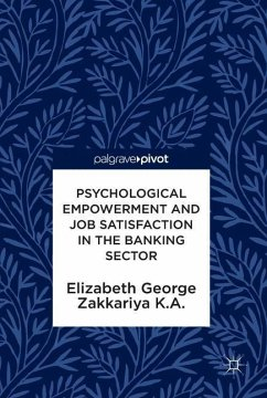 Psychological Empowerment and Job Satisfaction ...