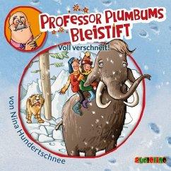 Voll verschneit! / Professor Plumbums Bleistift Bd.3 (1 Audio-CD) - Hundertschnee, Nina