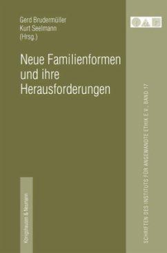 Neue Familienformen und ihre Herausforderungen