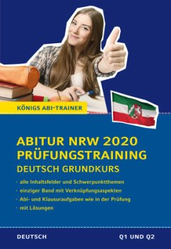 Abitur NRW 2020 Prüfungstraining - Deutsch Grun...