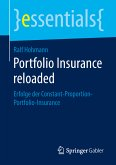 Portfolio Insurance reloaded (eBook, PDF)