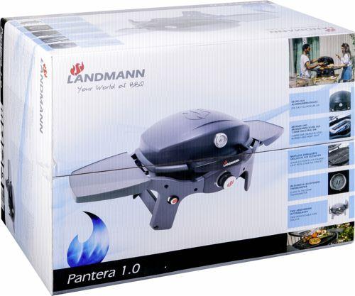 Landmann Pantera 1.0 Kompakter Gasgrill