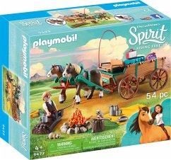 PLAYMOBIL® 9477 Vater Jim mit Kutsche