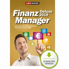Lexware FinanzManager Deluxe 2019 (Download für...